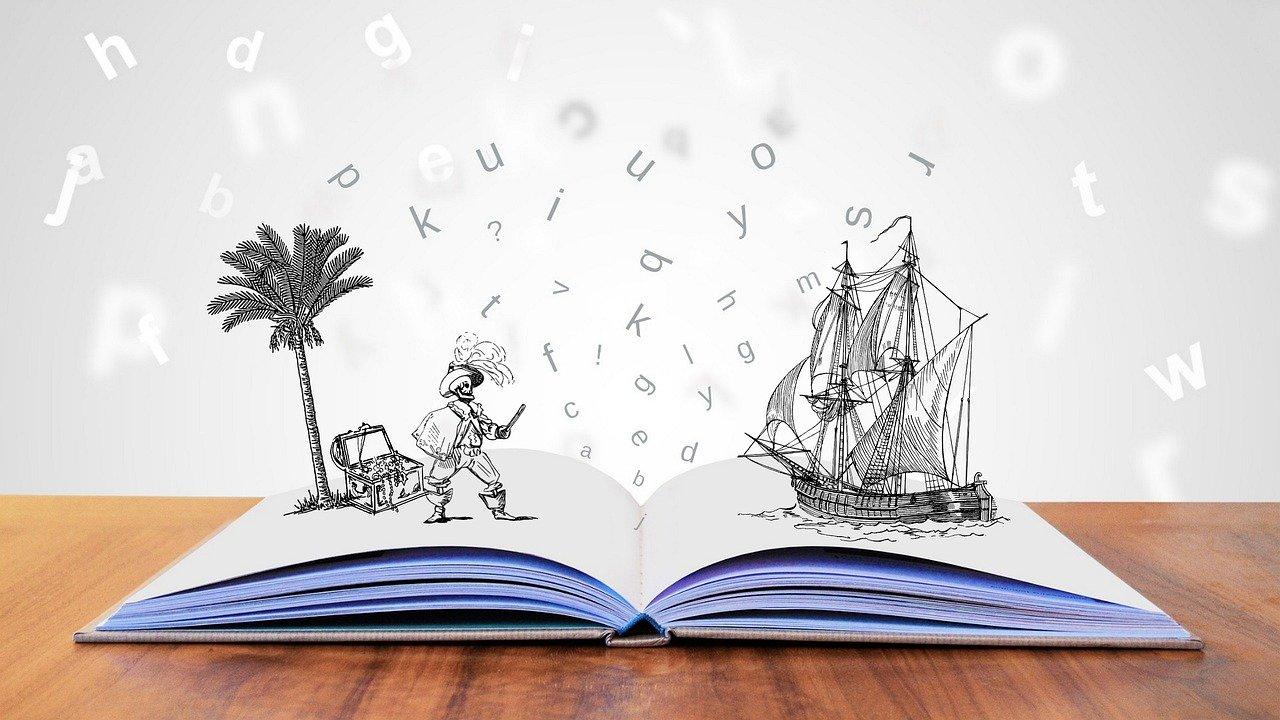 fiction marketing magic